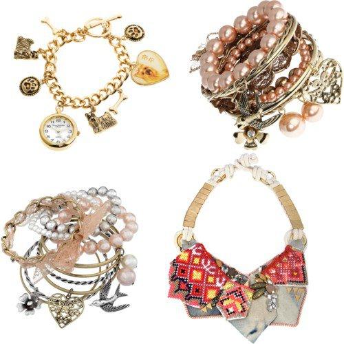 مجموعة رائعة من اكسسوارات البنات 2014 accessories for girls 113
